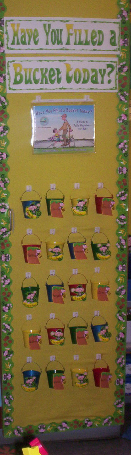 bucket filling for the classroom lessons ideas and printables