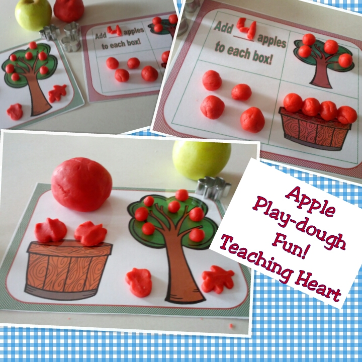 Apple Unit Theme - apple printables, lessons, ideas, poems