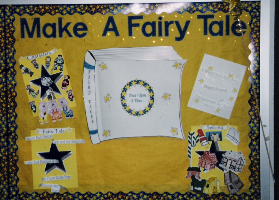 Once Upon a Link: A PowerPoint Adventure With Fractured Fairy Tales