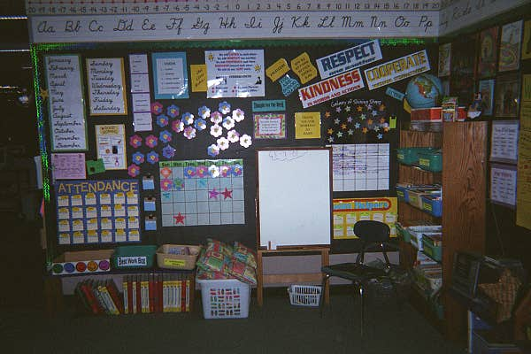 Grade 3 Classroom Design Ideas : Primary calendar ideas pictures and activities