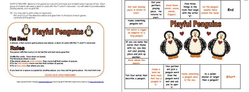 picture regarding Penguin Pattern Printable named Penguins Topic/System - classes, one-way links, printables, guidelines